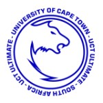 UCT Flying Tigers Logo